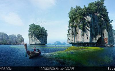 """Ganadores Concurso """"Landscape"""""""