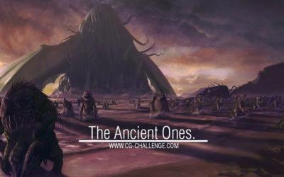Challenge 2: The Ancient Ones