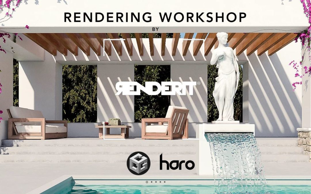 Rendering Workshop by Renderit