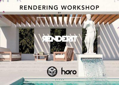 Rendering Workshop by Renderit