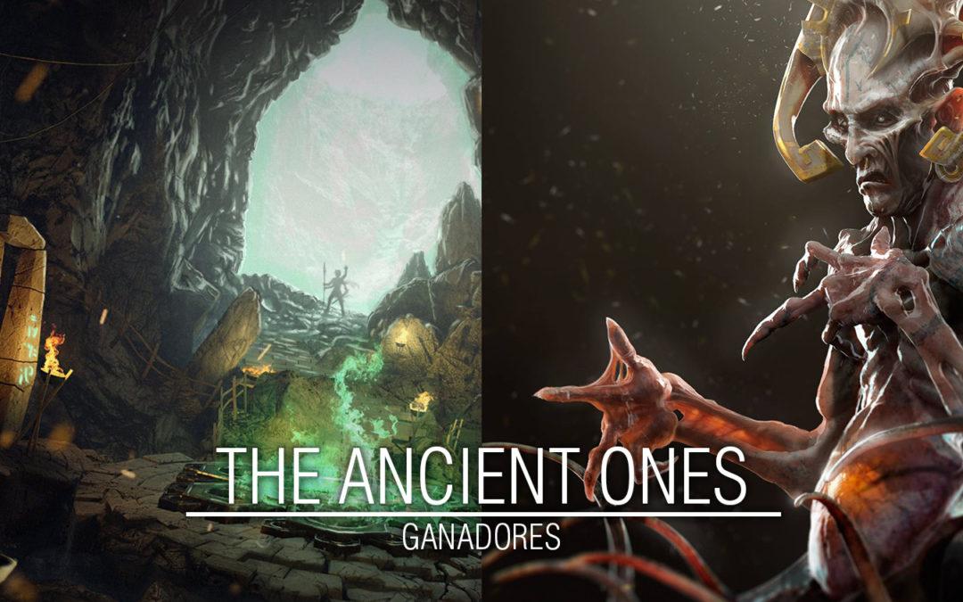 "Ganadores ""The Ancient Ones"""
