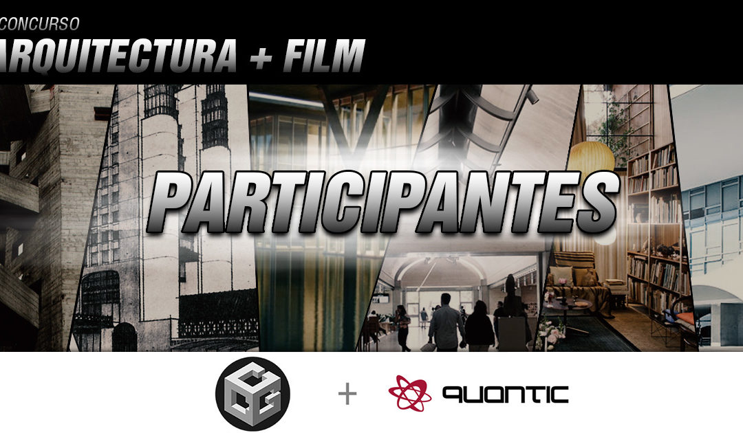 Participantes Arquitectura + Film