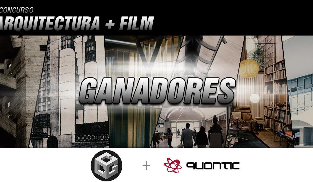 """Ganadores """"Arquitectura + Film"""""""