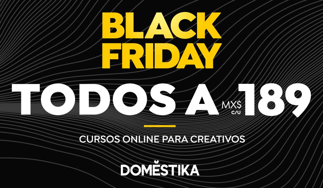 Domestika Descuentos Black Friday 2019